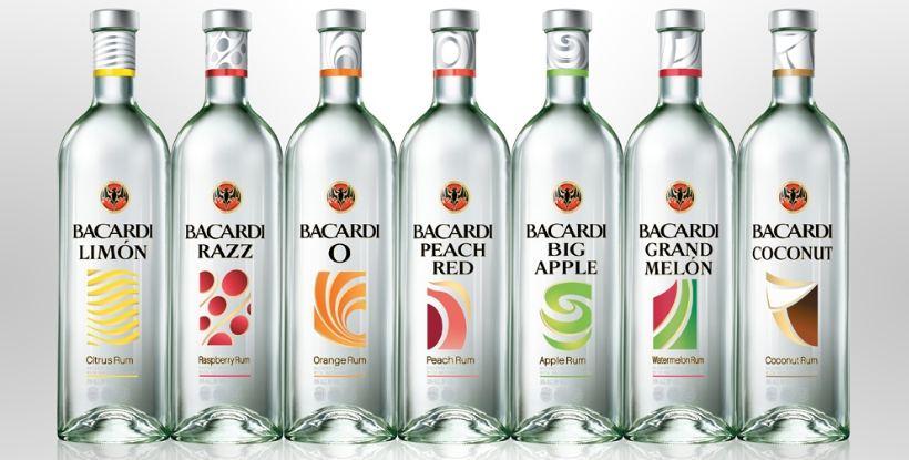 Bacardi Rum. A Világ Legnépszerűbb Italai 2017. GasztroMagazin