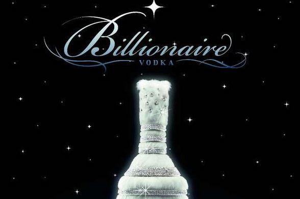 Billionaire Vodka a világ legdrágább italainak egyike. GasztroMagazin 2017.