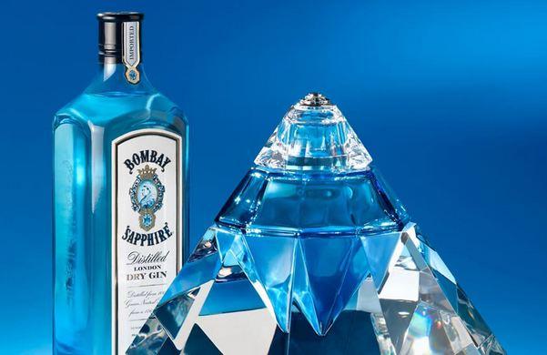 Bombay Sapphire Revelation a világ legdrágább italainak egyike.. GasztroMagazin