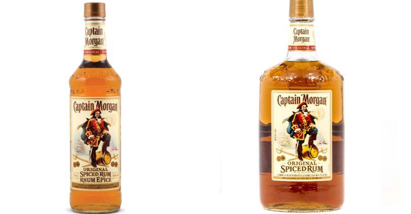 Captain Morgan Jamaica Rum. A Világ Legnépszerűbb Italai 2017. GasztroMagazin