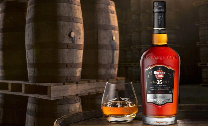 Havana Club Rum. A Világ Legnépszerűbb Italai 2017. GasztroMagazin