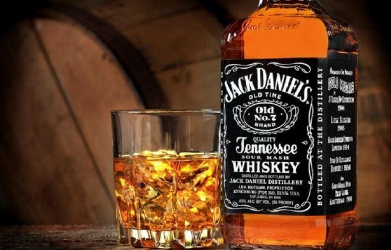 Jack Daniel's Whisky. A Világ Legnépszerűbb Italai 2017. GasztroMagazin