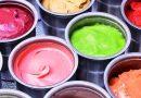 Paco Jet technológia - mélyhűtött élelmiszerek fagyasztottan habosítása.