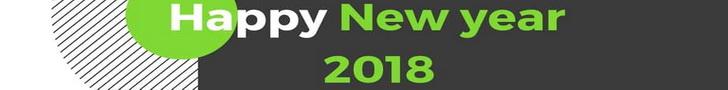 Happy New Year 2018 GasztroMagazin
