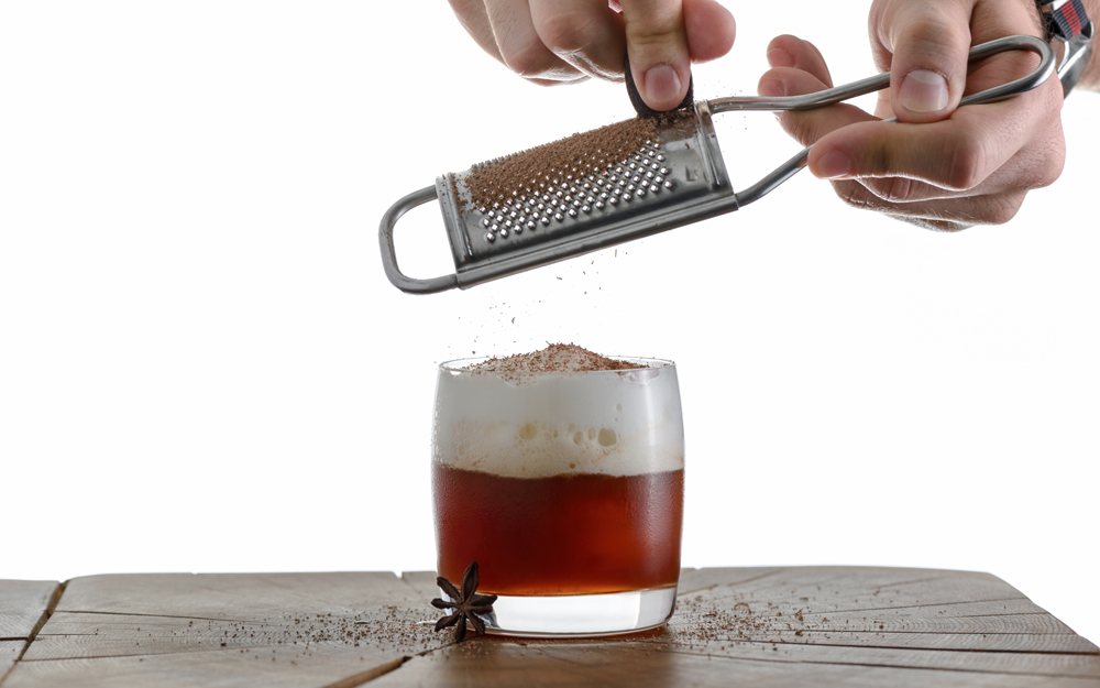 Zwack Up cocktail Mácsai Bence kínálatában a Baraka Étteremben.