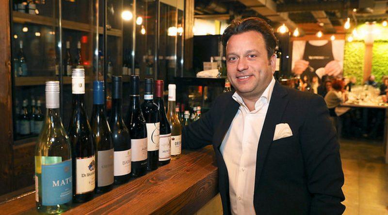 Fiáth Attila a Nespresso Atelier ételsorának borajánlatát készítette.