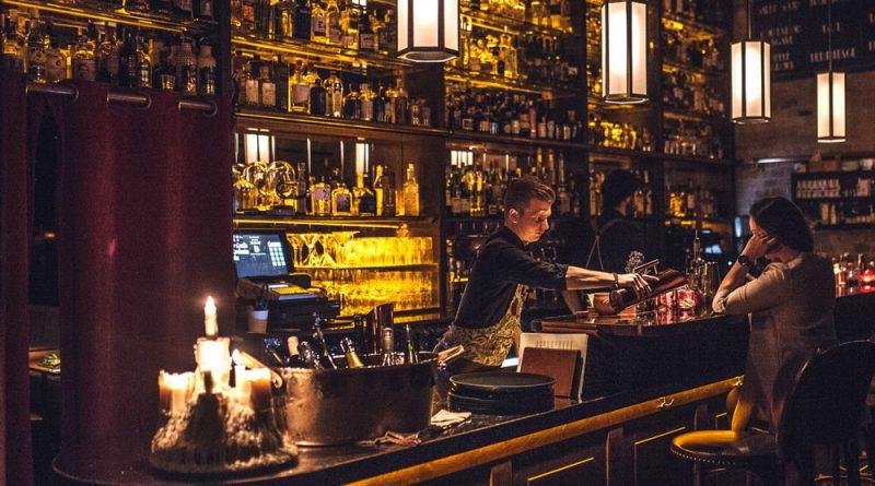 A Black Swan Bar, a különleges gasztrorendezvény helyszíne. GasztroMagazin 2018.