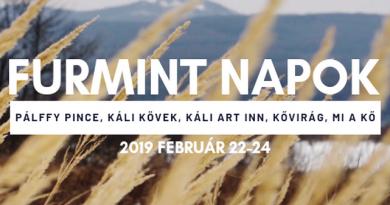 Köveskáli Furmint Napok 2019-ben is! GasztroMagazin 2019.