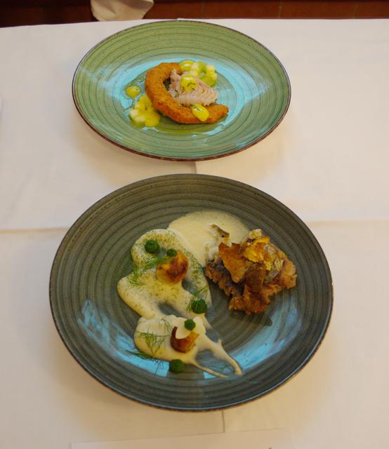 Pacsai Martin, a verseny győztese ezzel a két étellel tudott a többiek fölé kerekedni.