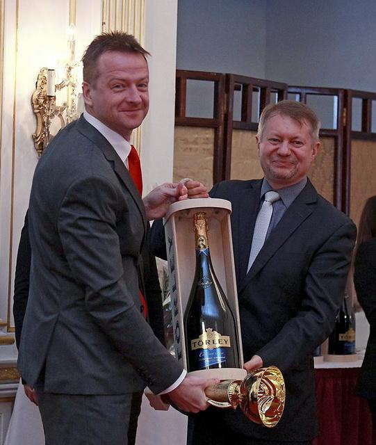A Bajnokság szponzora volt a Törley Pezsgőpincészet is.
