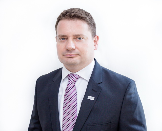 Sutka László, a Pick Szeged Zrt megbízott vezérigazgatója mondott jubileumi beszédet.