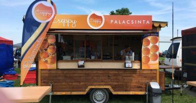 Food truck-kal indul a miskolci Creppy PalacsintaHáz. GasztroMagazin 2019.