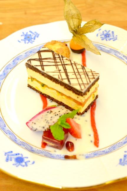 A báli desszert