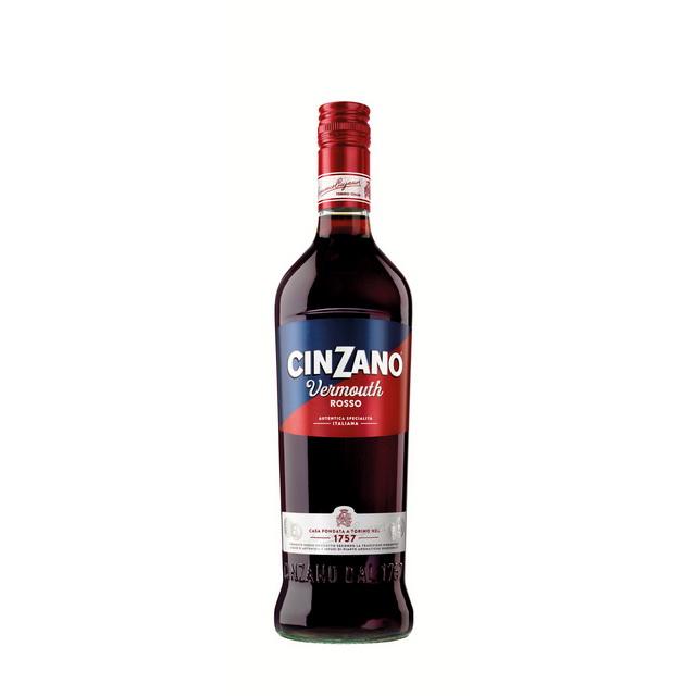 Cinzano Vermouth Rosso. Megújult receptek, új csomagolás.