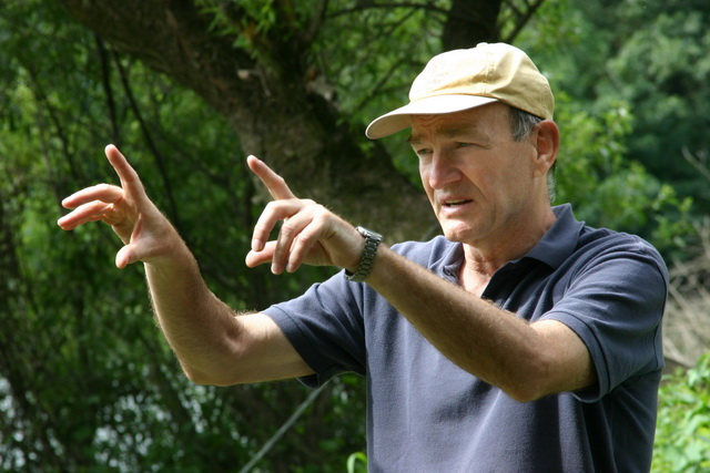 Almási Tamás, a film rendezője