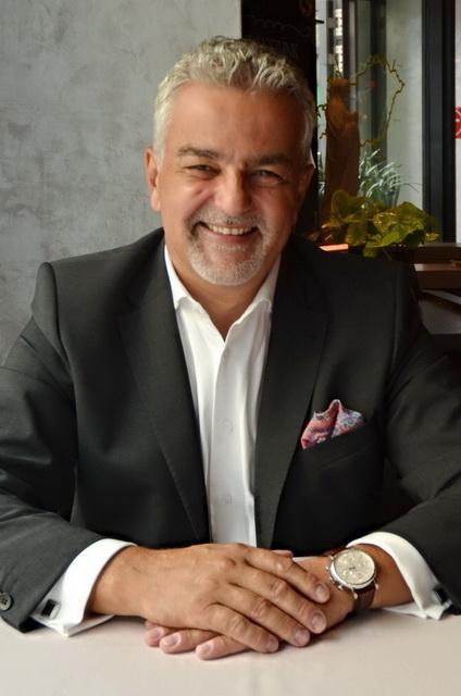Lizsicsár Miklós, az Év Szervizembere 2019 díj kitüntetettje, a St. Andrea Restaurant vezetője, társtulajdonosa