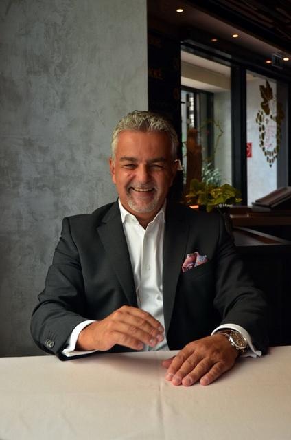 Lizsicsár Miklós, az Év Szervizembere, a St. Andrea Restaurant étteremvezetője és társtulajdonosa. GasztroMagazin 2019.