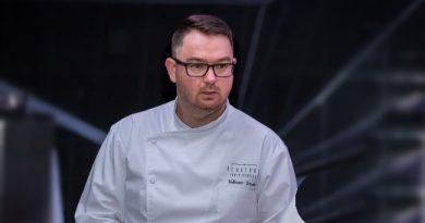 Volenter István, az Albatros Party Service execituve chefje. GasztroMagazin 2019.