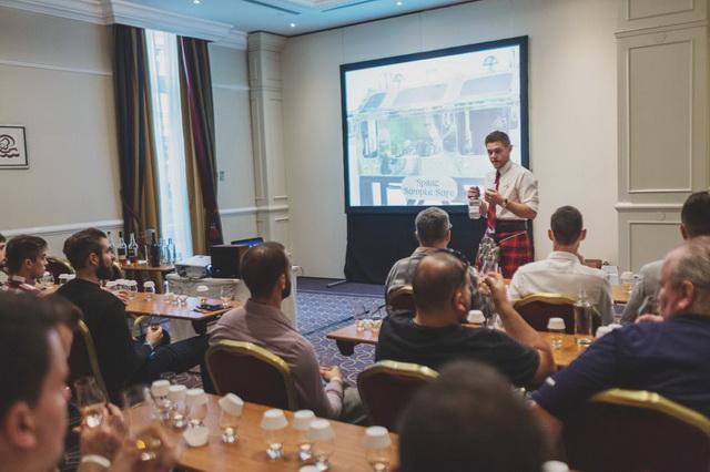 A whisky kóstolók mára a rendezvény fontos és várt betét programjaivá váltak