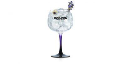 Bulldog Gin és a belőle készült cocktail a Coca Cola forgalmazásában. GasztroMagazin 2019.