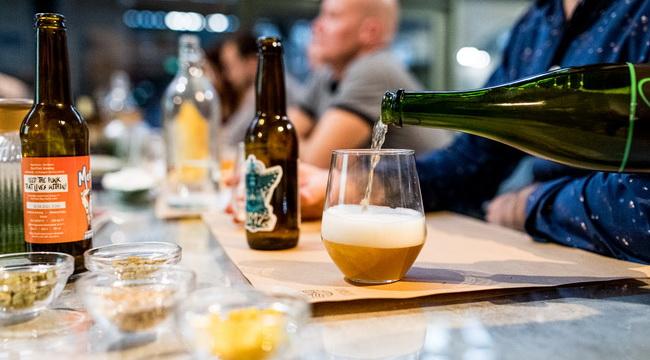 Hungarian Beer Academy. Elindult az első magyar sőriskola. GasztroMagazin 2019.
