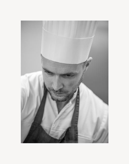 Veres István Chef a Bocuse d'Or selejtező toronymagas nyertese