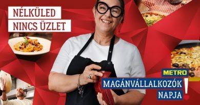 METRO Magánvállalkozók Napja 2019. GasztroMagazin 2019.