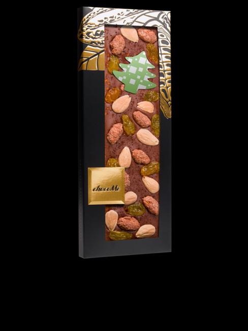 ChocoMe, a magyar csokoládémanufaktúra karácsony csokoládékollekciója. GasztroMagazin 2019.