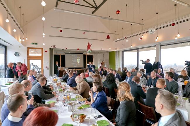 András napi Bormester Találkozó, a tudomány és a szakma újborkóstolóval egybekötött konferenciája