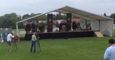 Megnyitott az idei Farmer Expo a Debreceni Egyetem Campusán. GasztroMagazin 2020.