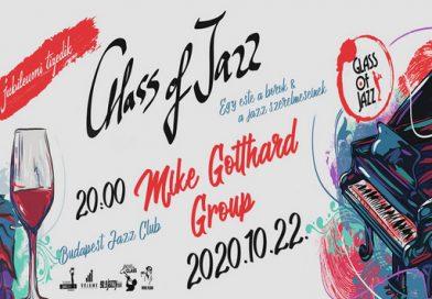 Glass of Jazz 10 jubileumi kiadás. GasztroMagazin 2020.