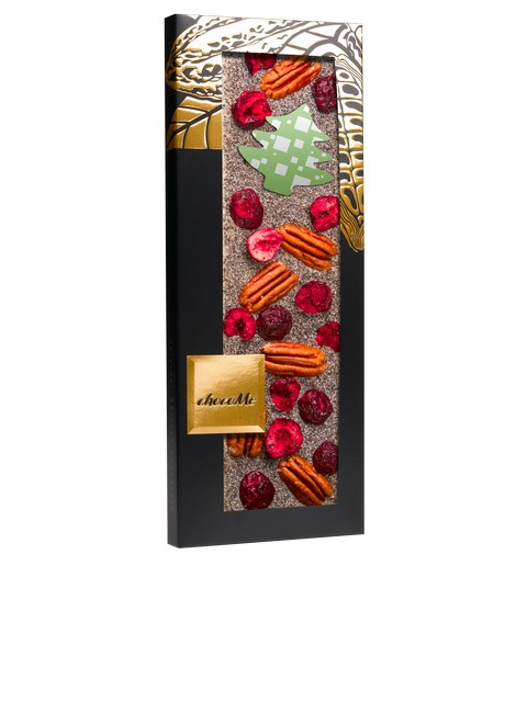 A ChocoMe csokoládé manufaktúra karácsonyi meglepetései. GasztroMagazin 2020.