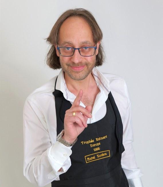 Kovács Antal örökös magyar sommelier bajnok ad tanácsokat a GasztroMagazin olvasóinak.