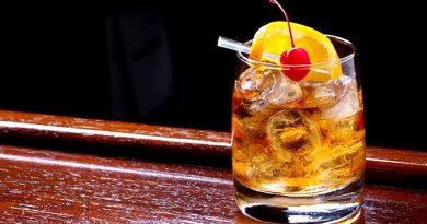 Old Fashioned Whisky. A világ legnépszerűbb koktéljai 2017. GasztroMagazin