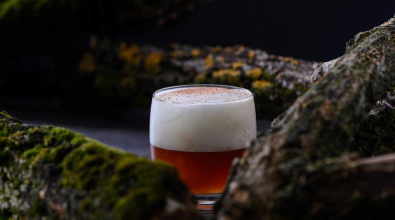 Zwack Up cocktail a Baraka Étteremben. GasztroMagazin 2018.