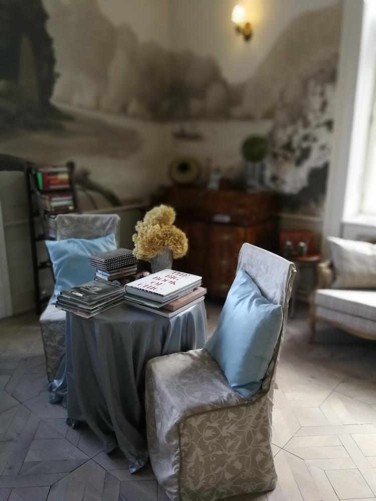 Hotel Chateau Amade. A jó ízlés, a magas minőség és az extravagancia jár itt kéz a kézben.