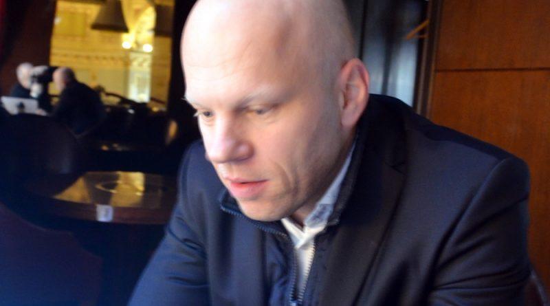 Kőrössy Zoltán ügyvezető partner, Eventrend Holding. GasztroMagazin 2018.