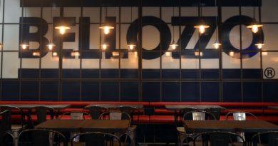 Bellozzo Étterem a Corvin Plaza food courtjában. Olasz minőség elérhető árakon. GasztroMagazin 2018.,