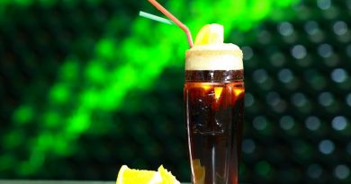Winter Kozel Cocktail, a Dreher Sörvacsorák egyik téli ajánlata a sörös különlegességek kedvelőinek. GaszztroMagazin 2018.