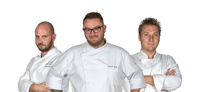 Az Albatros Party Service csapata a 2019. évi International Catering Cup szakácsversenyen. GasztroMagazin 2019.
