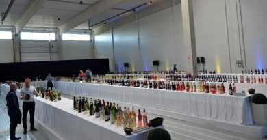 Mintegy 350-féle magyar bor a LIDL Bor Expo idei kínálatában. GasztroMagazin 2019.