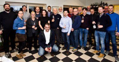 V. Vörös Balaton borász találkozó a kékfrankos és a klímaváltozás témáiban. GasztroMagazin 2019.