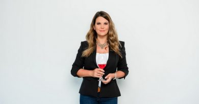 Herczeg Ági a világ legjobb borszakértői között. GasztroMagazin 2019.