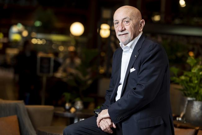 Fausto Arrighi, a 2020-as Volkswagen-Dining Guide TOP100 Étteremkalauz összeállításának segítője. GasztroMagazin 2020.
