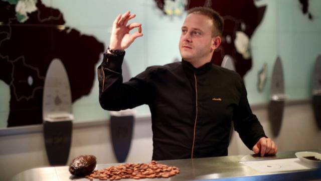 Mészáros Gábor csokoládé designer, a chocoMe alkotója. GasztroMagazin 2020.