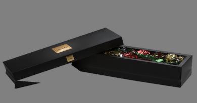 A ChocoMe karácsonyi csokoládé különlegességei. GasztroMagazin 2020.
