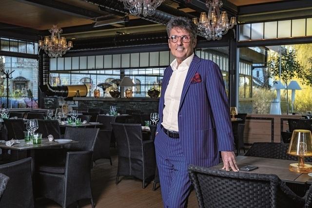 A Dining Guide Életműdíját idén László Árpád, a Robinson Restaurant tulajdonosa vehette át. GasztroMagazin 2021.