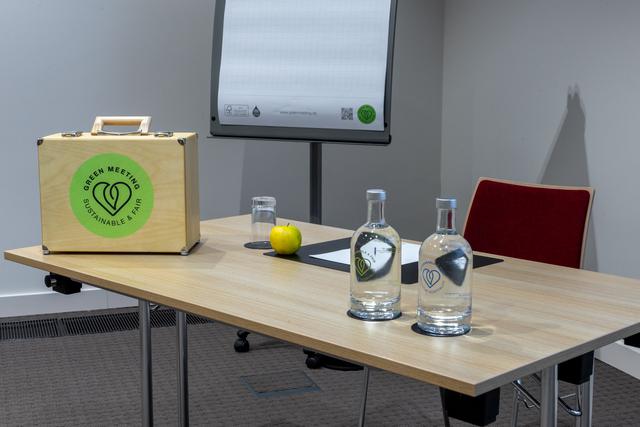 Green Meetings - zöld megoldások a konferenciaszervezésben is. GasztroMagazin 2021.