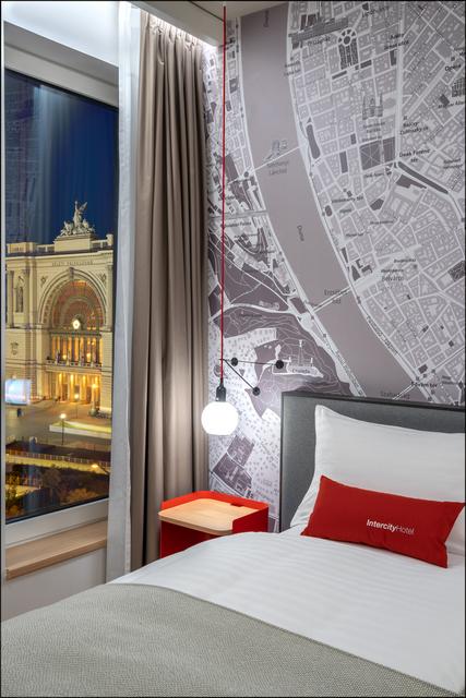 InterCity Hotel Budapest, a Keleti pályaudvar tőszomszédságában. GasztroMagazin 2021.