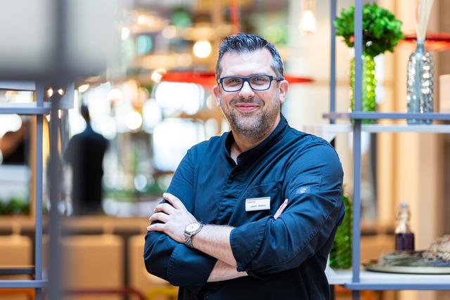 Bodócs László Chef a konyhai beszerzés vezetője.GasztroMagazin 2021.